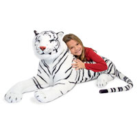 White Tiger - Plush