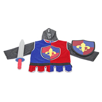Knight Costume Role Play Set