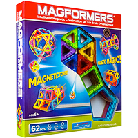 Magformers Set - 62 pc