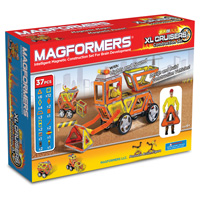 Magformers XL Cruisers - Construction Set