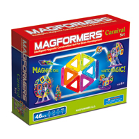 Magformers Carnival Set - 46 pc