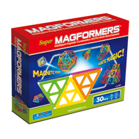 Super Magformers - 30 pc
