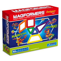 Magformers Designer Set - 62 pc
