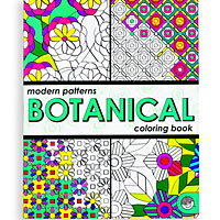 Modern Patterns Botanical
