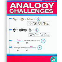 Analogy Challenges Beginners Level