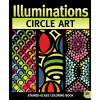 Illuminations Coloring Book: Circle Art