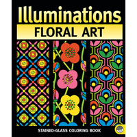 Illuminations Coloring Book: Floral Art