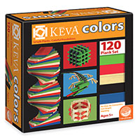 KEVA Color Planks
