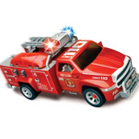 Mighty World - Fire Truck