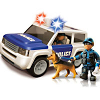 Mighty World - K-9 Unit