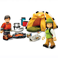 Mighty World - Hiking & Camping Set