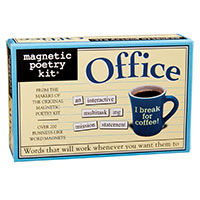 Office Magnetic Poetry Kit