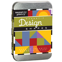 Magnetic Design Shapes