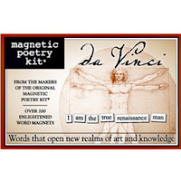 da Vinci Poetry Kit