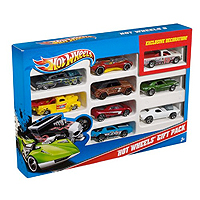 Hot Wheels 9 Pack