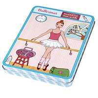 Magnetic Figures-Ballerinas