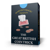 Marvin's Magic - Great British Coin Trick