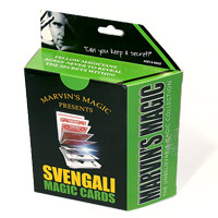 Marvin's Magic - Svengali Magic Cards