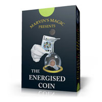 Marvin's Magic - Energised Coin