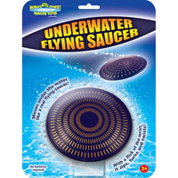 Underwater Flying Saucer
