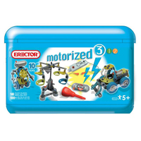 Erector Build & Play Motorize Bucket