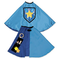 Secret Pocket Cape Magical