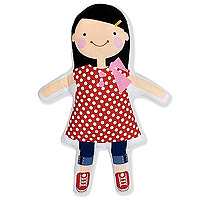 Sophie & Lilli 12 inch Doll