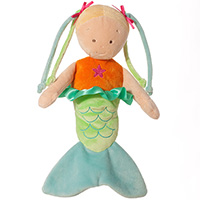 Little Princess Doll Mermaid - 14 inch