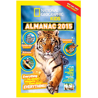 National Geographic Kids Almanac - 2015