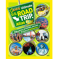 National Geographic U.S. Road Trip Atlas