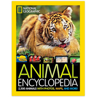 National Geographic Animal Encyclopedia