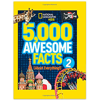 5,000 Awesome Facts About Everything - Volume 2