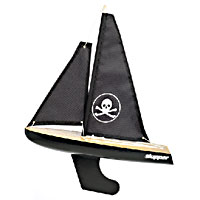 Skipper Toys - Pirate Ship 10 inch Pond Yacht
