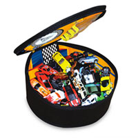 Hot Wheels ZipBin Wheelie Track Pack