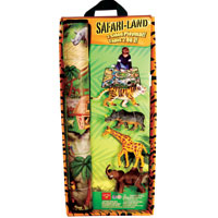 Real Relics Safari Playset