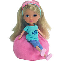 Everyday Princess Emma Doll & Bean Bag Chair