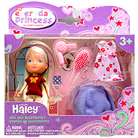 Everyday Princess Haley Doll & Bean Bag Chair