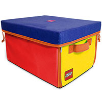 LEGO ZipBin 4000 Brick Toy Box