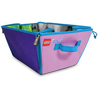 LEGO Friends ZipBin 3000 Brick Storage Basket