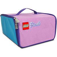 LEGO Friends ZipBin 500 Brick Storage Bin