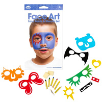 Face Art for Boys