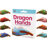 Dragon Hands