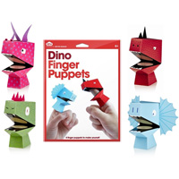 Finger Puppets - Dino