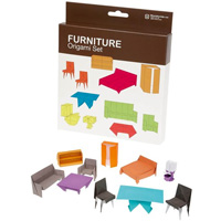 Origami Set - Furniture