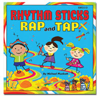 Rhythm Sticks Rap & Tap - Kimbo Educational