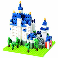 Nanoblock Sites to See