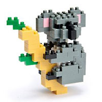Nanoblock Animal Set A