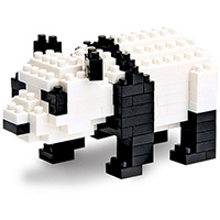 Nanoblock Animal Set B