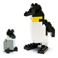 Nanoblock Mini Animal Set C