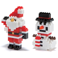 Nanoblock - Holiday